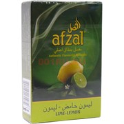 Табак для кальяна Afzal 50 гр Lime-Lemon (Индия) лайм-лимон