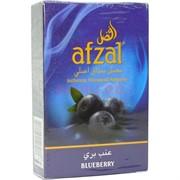 "Табак для кальяна Afzal 50 гр ""Blueberry"" Индия (Афзал черника)"