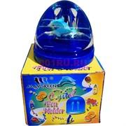 Карандашница с дельфинами 72 шт/кор