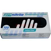 Нитриловые перчатки Pronitrile размер M 100 шт нестерильные
