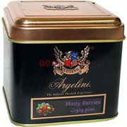 "Табак для кальяна Argelini 100 гр ""Minty Berries"""