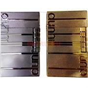 Зажигалкая кремневая Dunhill металл
