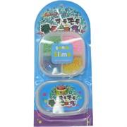 Набор лизун мялка и бисер фурнитура 12 наборов/упаковка