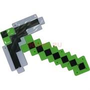 Оружие из Майнкрафт (свет, звук) Алмазная кирка