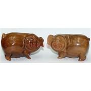 Свинки деревянные пара 1 размер