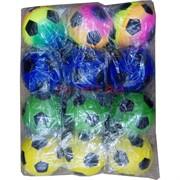 Сквиши «футбольные мячи» 12 шт/уп
