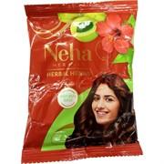 Хна для волос Neha коричневая 15 гр