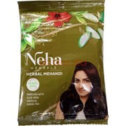 Хна для волос Neha натурального цвета 20 гр