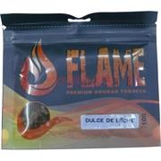 Табак для кальяна Flames 100 гр «Dulce De Lache»