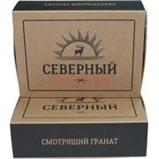 Табак для кальяна Северный 100 гр «Смотрящий гранат»