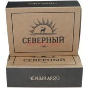 Табак для кальяна Северный 100 гр «Черный Арбуз»