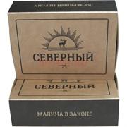 Табак для кальяна Северный 100 гр «Малина в законе»