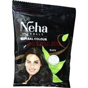 Хна для волос Neha Black 20 г (черная)