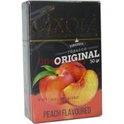 Табак для кальяна GIXOM 50 гр «Peach»