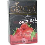Табак для кальяна GIXOM 50 гр «Strawberry»
