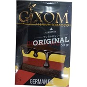 Табак для кальяна GIXOM 50 гр «German Pie»
