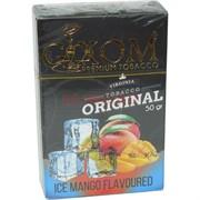 Табак для кальяна GIXOM 50 гр «Ice Mango»
