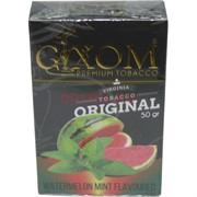 Табак для кальяна GIXOM 50 гр «Watermelon Mint»