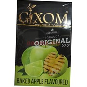 Табак для кальяна GIXOM 50 гр «Baked Apple»