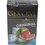 Табак для кальяна GIXOM 50 гр «Ice Watermelon»