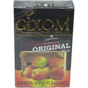 Табак для кальяна GIXOM 50 гр «Bahrein Apple»