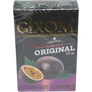 Табак для кальяна GIXOM 50 гр «Passion Fruit»