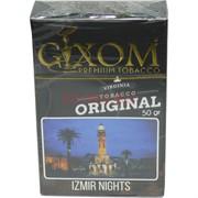 Табак для кальяна GIXOM 50 гр «Izmir Nights»