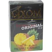 Табак для кальяна GIXOM 50 гр «Pineapple»