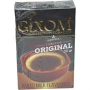 Табак для кальяна GIXOM 50 гр «Baked Milk»