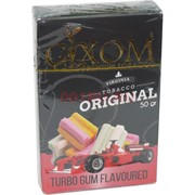Табак для кальяна GIXOM 50 гр «Turbo Gum»