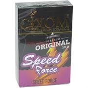 Табак для кальяна GIXOM 50 гр «Speed Force»