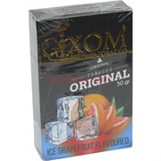 Табак для кальяна GIXOM 50 гр «Ice Grapefruit»