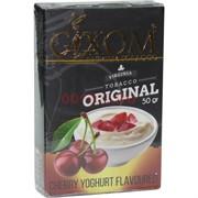 Табак для кальяна GIXOM 50 гр «Cherry Youghurt»