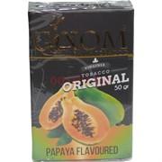 Табак для кальяна GIXOM 50 гр «Papaya»