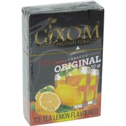 Табак для кальяна GIXOM 50 гр «Ice Tea Lemon»