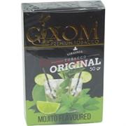 Табак для кальяна GIXOM 50 гр «Mojito»