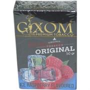 Табак для кальяна GIXOM 50 гр «Ice Raspberry»