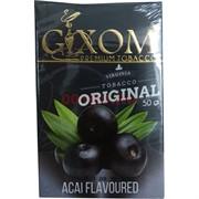 Табак для кальяна GIXOM 50 гр «Acai»
