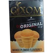 Табак для кальяна GIXOM 50 гр «Mango Plombir»