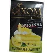 Табак для кальяна GIXOM 50 гр «Lemon Cake»