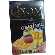 Табак для кальяна GIXOM 50 гр «Ice Tea Mango»