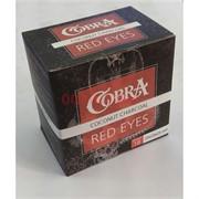 Уголь для кальяна Cobra маленький 250 гр 18 кубиков 25 мм