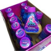 Лизун жидкий перламутровый Unicorn Poop 12 шт/уп