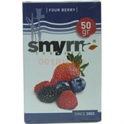 Табак для кальяна Smyrna 50 гр «Four Berry» (четыре ягоды)