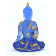 Будда синий 17 см (NS-864)