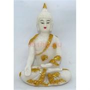 Будда белый 17 см (NS-865)