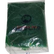 Бисер №12 (1,9 мм) зеленый прозрачный №27 450 грамм