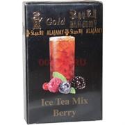 """Табак для кальяна Al Ajamy Gold 50 гр """"Ice Tea Mix Berry"""" (альаджами)"""