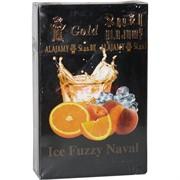 """Табак для кальяна Al Ajamy Gold 50 гр """"Ice Fuzzy Naval"""" (альаджамиголд)"""