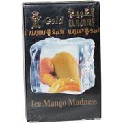 "Табак для кальяна Al Ajamy Gold 50 гр ""Ice Mango Madness"" (альаджами)"